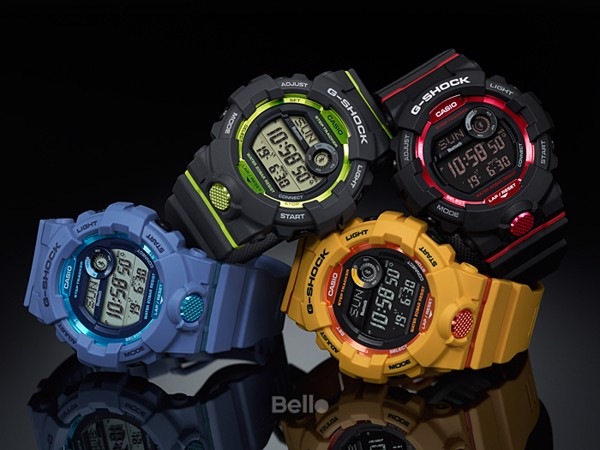 Casio G-Shock GBD-800-1