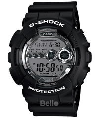 Casio G-Shock GD-100BW-1