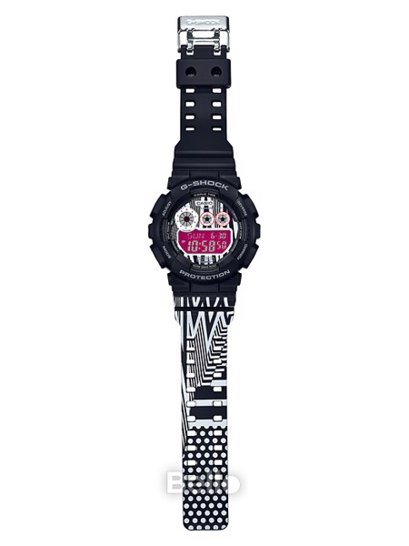 Casio G-Shock GD-120LM-1
