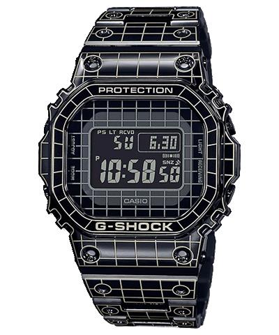 G-Shock GMW-B5000 - Huyền thoại hồi sinh