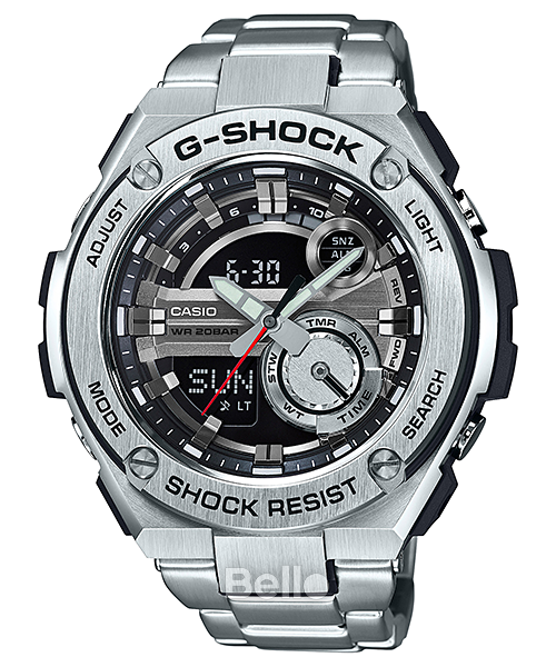 Casio G-Shock GST-210D-1A