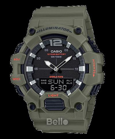 Đồng hồ Casio Nam HDC-700-3A2VDF
