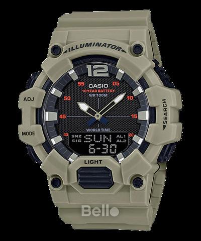 Đồng hồ Casio Nam HDC-700-3A3VDF