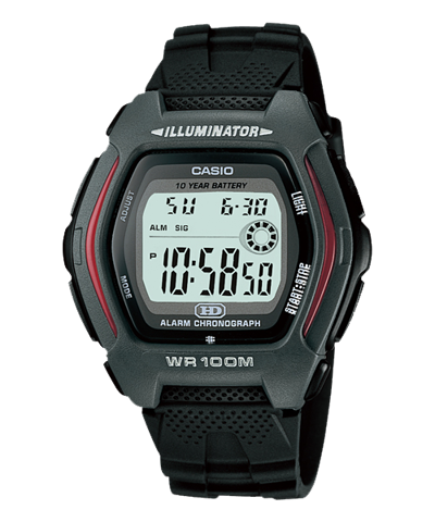 Đồng hồ Casio Nam HDD-600-1AVDF