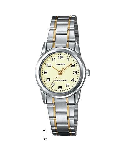 Đồng hồ Casio Nữ LTP-V001SG-9BUDF