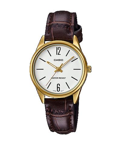 Đồng hồ Casio Nữ LTP-V005GL-7BUDF