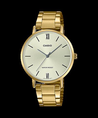 Đồng hồ Casio Nữ LTP-VT01G-9BUDF