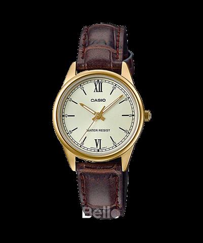 Đồng hồ Casio Nữ LTP-V005GL-9BUDF