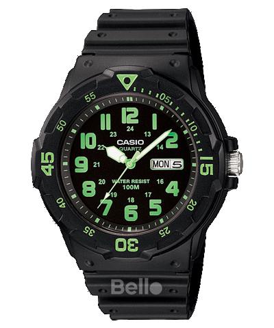 Đồng hồ Casio Nam MRW-200H-3BVDF