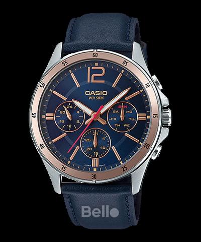 Đồng hồ Casio Nam MTP-1374L-2A