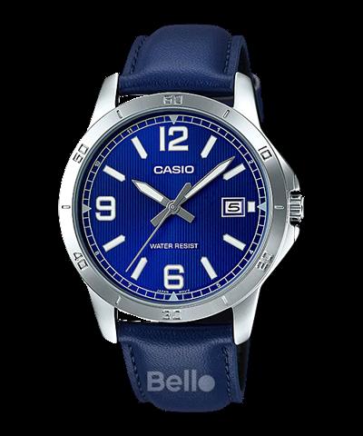 Đồng hồ Casio Nam MTP-V004L-2BUDF