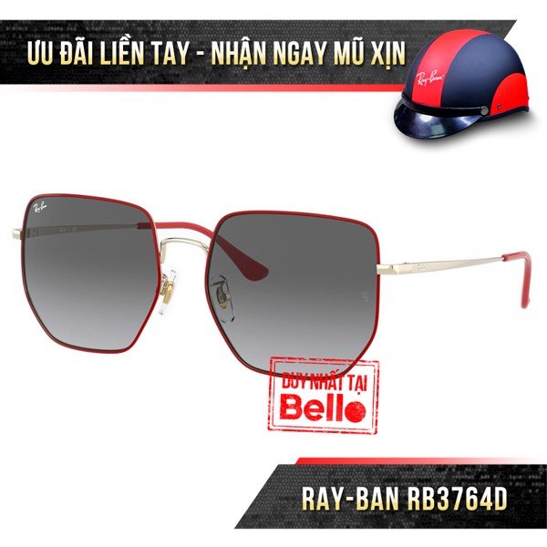 Ray-Ban RB3764D 9200/11 (58IT) - Mới