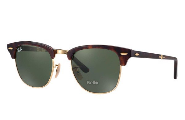 Ray-Ban Clubmaster Folding RB2176 990