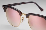Ray-Ban Clubmaster Flash Lenses Gradient RB3016 990/7O