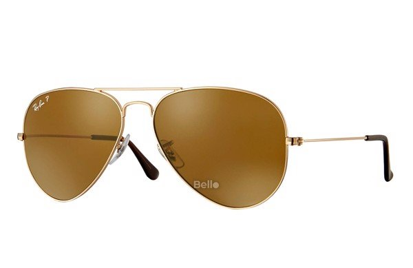 Ray-Ban Aviator Polarized RB3025 001/57