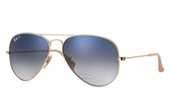 Ray-Ban Aviator Gradient Polarized RB3025 001/78