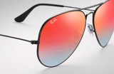 Ray-Ban Aviator Flash Lenses Gradient RB3025 002/4W