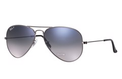 Ray-Ban Aviator Gradient Polarized RB3025 004/78