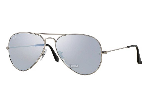 Ray-Ban Aviator Flash Lenses Polarized RB3025 019/W3
