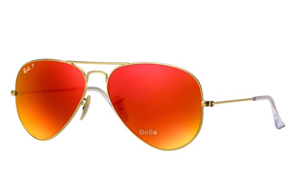 Ray-Ban Aviator Flash Lenses RB3025 112/4D