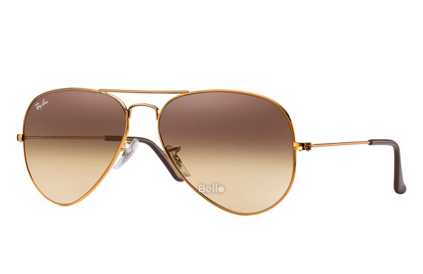 Ray-Ban Aviator Gradient RB3025 9001/A5