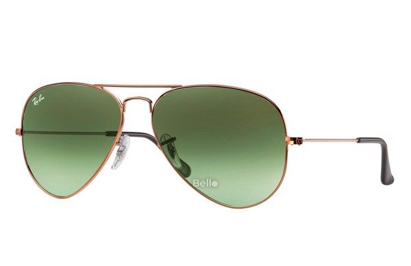 Ray-Ban Aviator Gradient RB3025 9002/A6