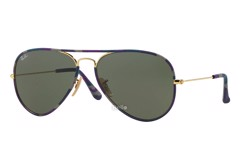 Ray-Ban Aviator Full Color RB3025JM 172