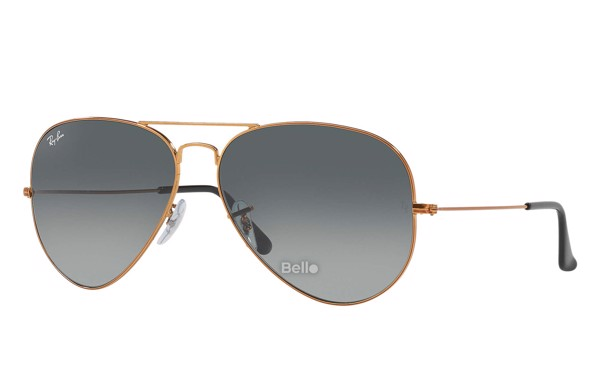 Ray-Ban Aviator Gradient RB3026 197/71