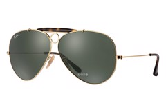 Ray-Ban Aviator Shooter RB3138 181