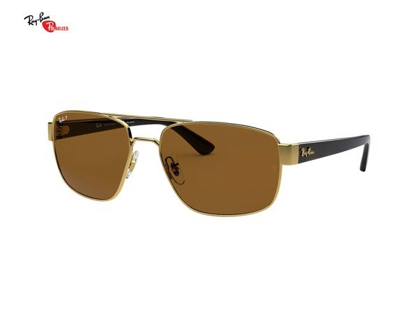 Ray-Ban RB3663 001/57 (60IT) - Mới