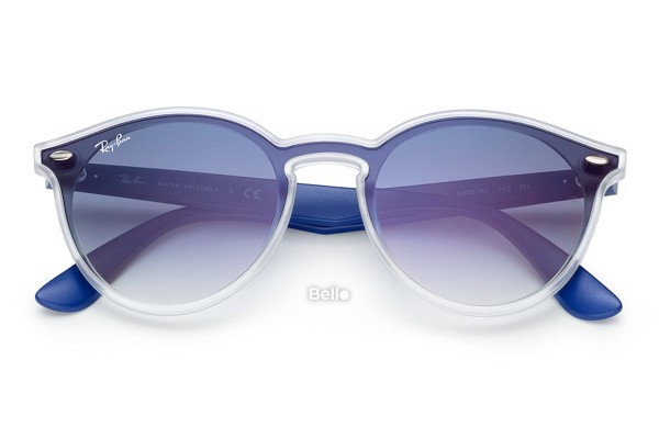 Ray-Ban Blaze Round RB4380NF 6356/X0