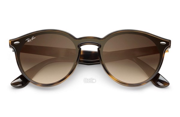 Ray-Ban Blaze Round RB4380NF 710/13