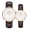 Daniel Wellington York Rose Gold Couple 40-32