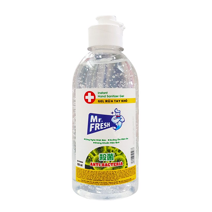 Gel rửa tay khô Mr.Fresh 250ml