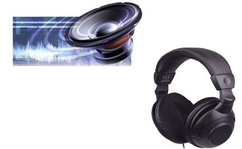 HEADSET SOUNDMAX BASS VIBRATION  AH-311