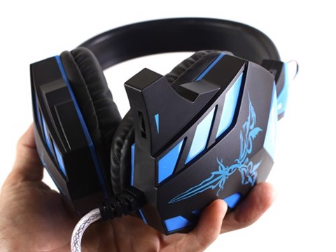 HEADPHONE SOUNDMAX STEREO GAMING AH-313