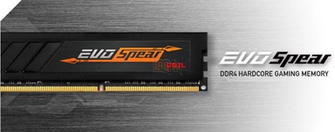 RAM desktop GeIL EVO Spear 8GB DDR4 2400MHz