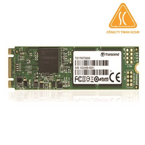 SSD Transcend MTS800-128GB M.2
