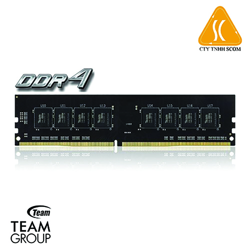 RAM TEAM 4GB (BUS 2400) DDR4