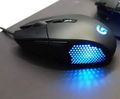 MOUSE LOGITECH G302 DEADALUS PRIME (Gaming)
