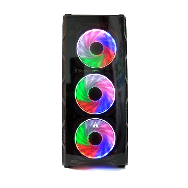Thùng máy/ Case Golden Field N55B Gaming (2FAN)