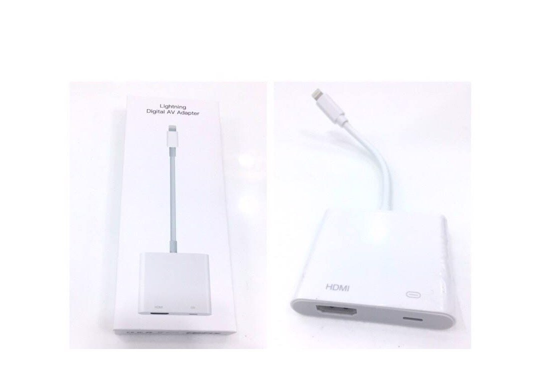 Cáp iphone ra HDMI - 7565