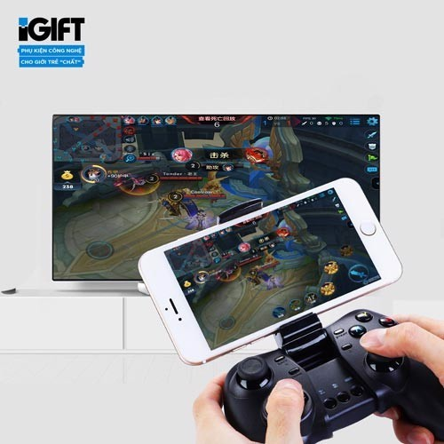 Tay cầm game Bluetooth Joyroom ZS150 - Glory series