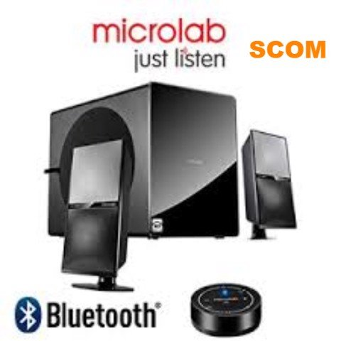 Loa Bluetooth Microlab FC70BT/2.1 (105W)