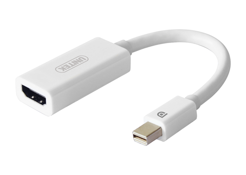 CÁP MINI DISPLAYPORT -> HDMI UNITEK Y- 6331