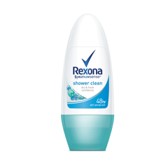Lăn Khử Mùi Rexona Women - Shower Clean (50ml)