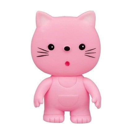 Chút Chít Mèo Hồng   Children Bath Toy - Little Pink Cat