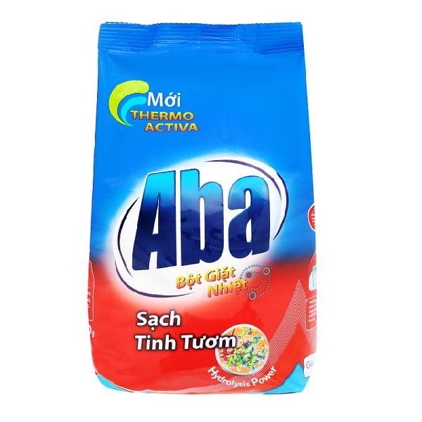 Bột Giặt Aba Nhiệt Sạch Tinh Tươm 1.5kg