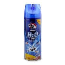 Bình Xịt Côn Trùng Jumbo H20 Super Hương Hoa Lily