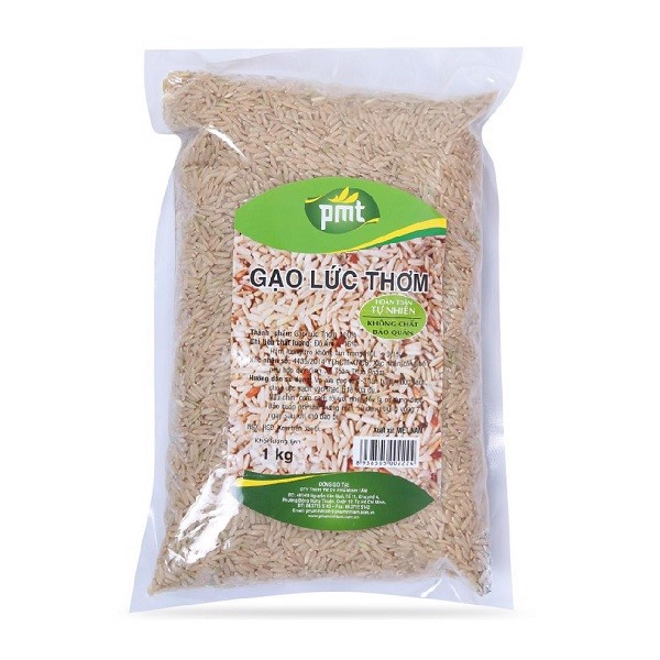 Gạo Lức Thơm Phú Minh Tâm 1kg
